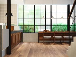 室内装飾、内装仕上工事、造作木工事はクリエイトナルミへお任せください。